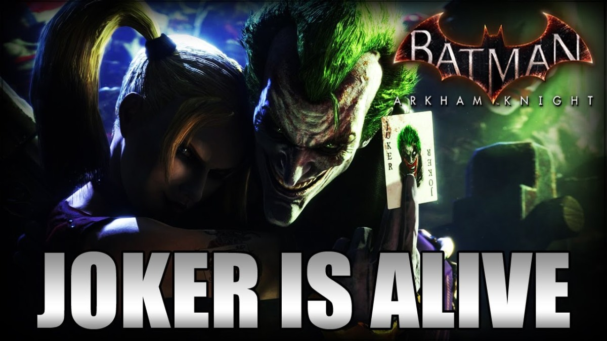 Should The Joker come back in Batman Arkham Knight