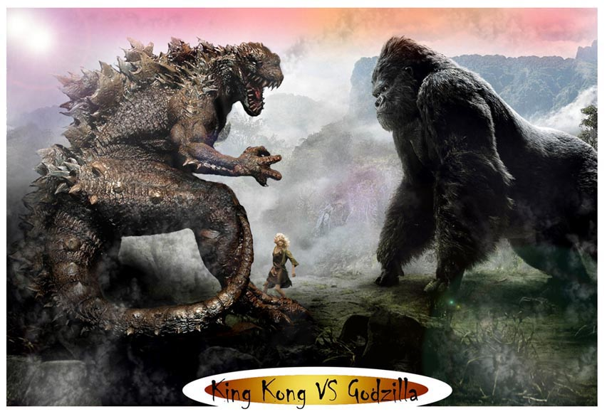 could godzilla vs king kong happen